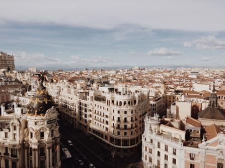 madrid circulo bellas artes metrópolis edificio gran vía