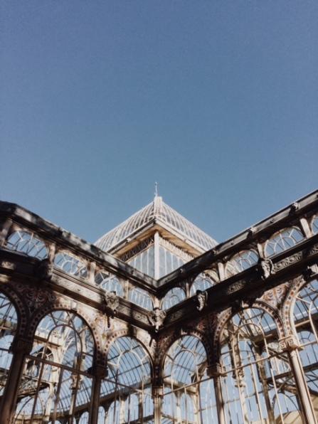 madrid fotografía analógica vscocam palacio de cristal el retiro